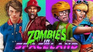 THINGS YOU MUST KNOW ABOUT ZOMBIES IN SPACELAND! - My Impressions From Zombies in Spaceland Gameplay