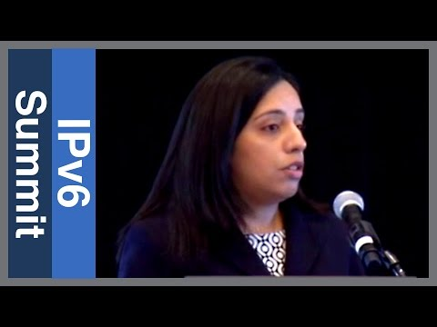 IPv6 Summit 2014: Success and Future of IPv6 from an Electrical Utility Perspective