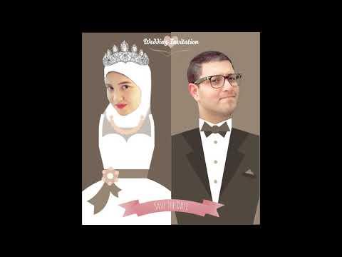 wedding invitation 2-9-2017 inshallah -amr diab