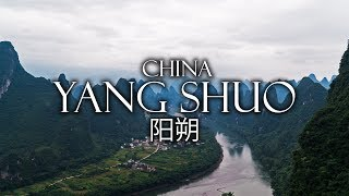 YANGSHUO - China's Most BEAUTIFUL Landscape | Travel Vlog 4k