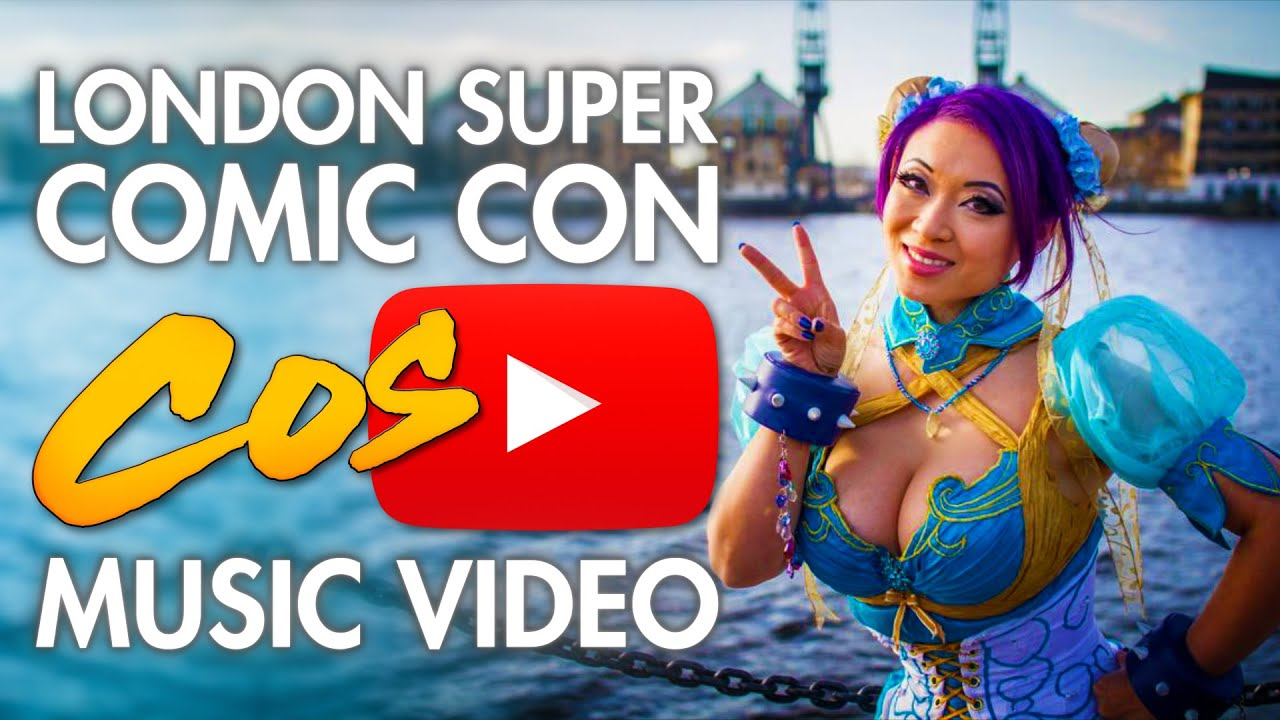 London Super Comic Con (LSCC) 2014 - Cosplay Music Video.