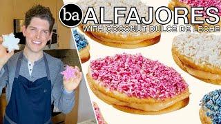 I Tested Rick Martinez's Alfajores with Dulce de Leche: Bon Appétit Review #53