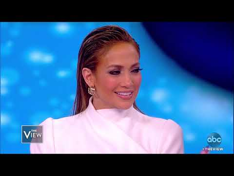 Jennifer Lopez And Leah Remini On Their Friendship | The View