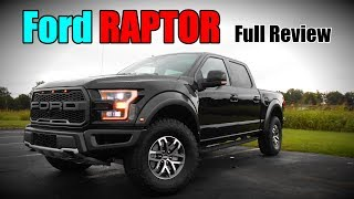 2018 Ford F-150 Raptor: Full Review