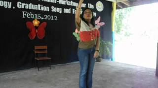 SARANGANI HYMN with actions (interpretation)