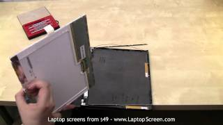 laptop screen replacement lcd screen replacement guide ibm thinkpad t60