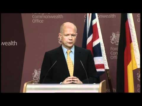 William Hague answers questions on his private life