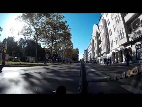 Shifter Cable Defect Berlin Marathon 2015
