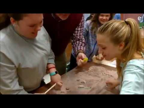 East Alexander Middle School Students Explore Ancient Egypt Thanks to a Bright Ideas Grant