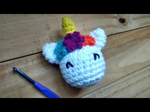 Alan Craft Crochet Diy: Unicornio Dormilón Amigurumi - Patrón Escrito | 360x480