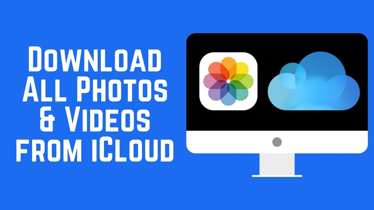 cannot download photo from icloud