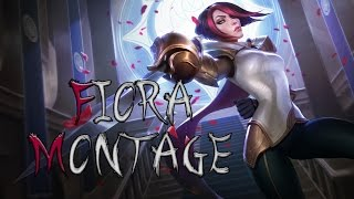 Diamond Fiora Montage #1 | [League of Legends]