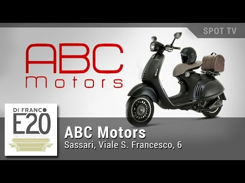 ABC Motors - Spot TV - DiFRANCO E20