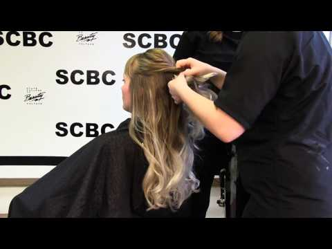 Casual Funky Braid - State College of Beauty
