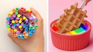 Delicious Rainbow Cake Recipes  Amazing Cake Decorating Ideas You&#39ll Love  Perfect Cake Ideas