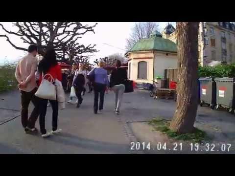 4. STREET VIDEO - ZÜRICH/ SWITZERLAND, 10.04.2015