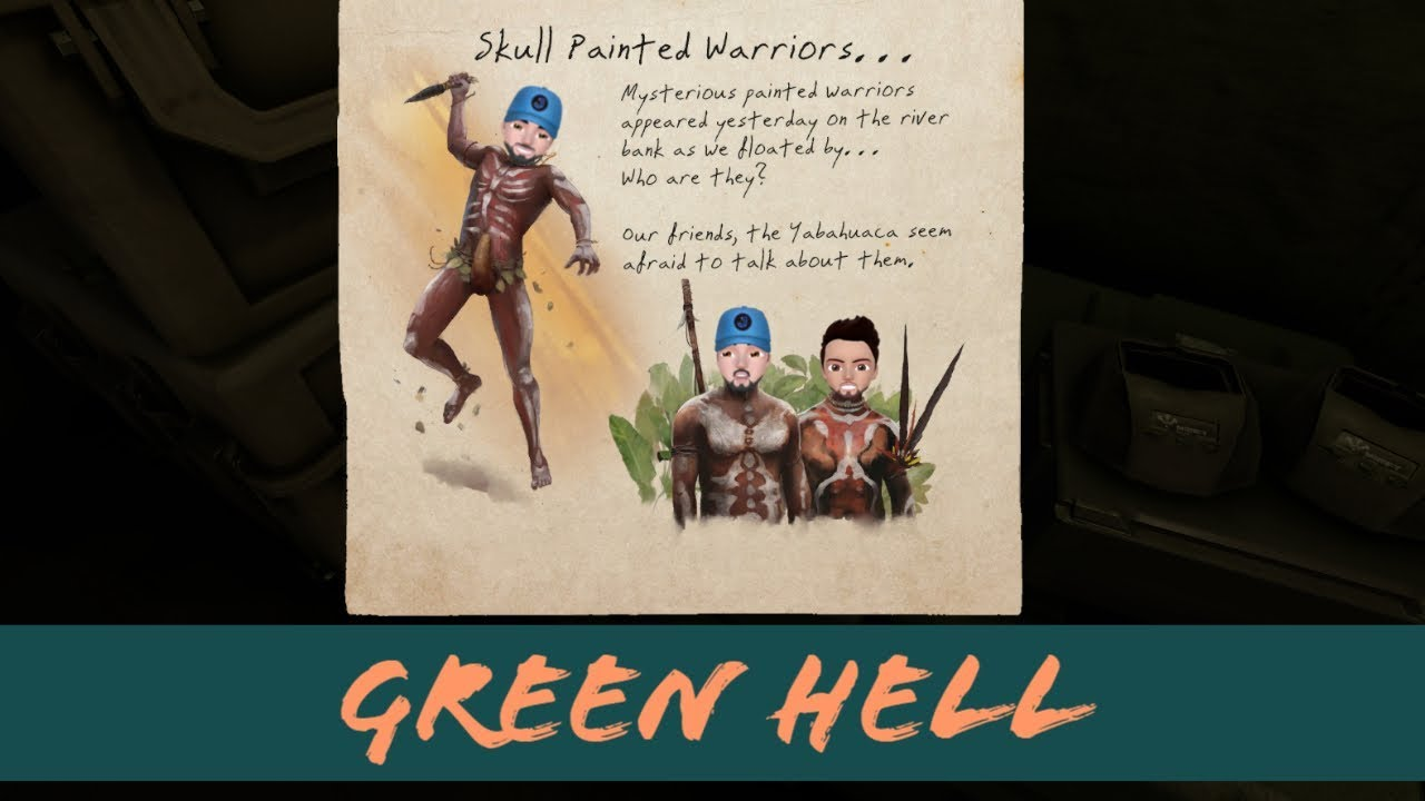Green Hell COOP | JAGGz Makes New Friends | PC