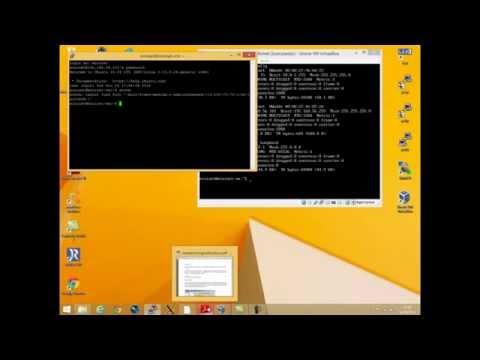 Instalar Interface Gráfica Na VM Mininet