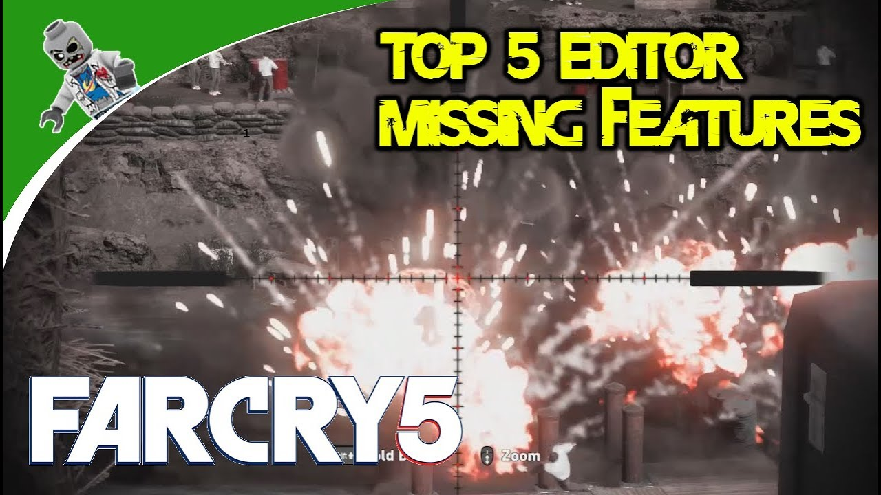 Top five missing features of the far cry 5 map editor youtube top five missing features of the far cry 5 map editor gumiabroncs Gallery
