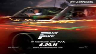Fast Five Soundtrack - Follow Me Follow Me (Quem Que Caguetou?) by Tejo