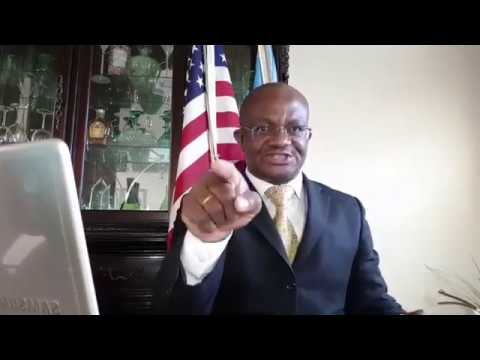 Rebroadcast of Funtong Daniel on the Fedreal Repubic of Ambazonia! Watch...