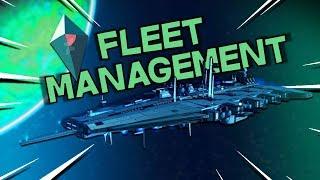 No Man's Sky Fleet Management Guide 2019