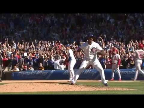 Chicago Cubs 2015 Wildcard Hype Video