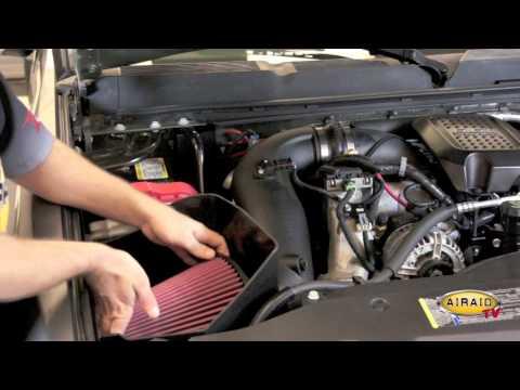 AIRAID Intake For Duramax Diesel 6.6L 2007-2010 Chevy / GMC Product Video