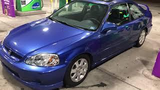 2000 Honda Civic Si Em1 For Sale