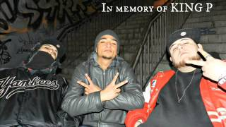 "Firerhymez ft. Swazy - ""Hatin on us"" KING P R.I.P."