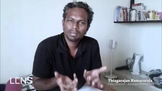 About LENS by  Thiagarajan Kumararaja