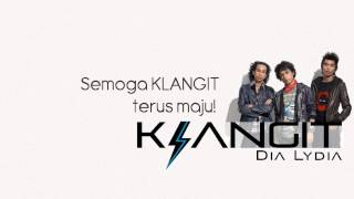 Klangit Band  Dia Lydia Lyric Video