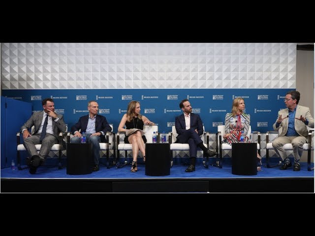 CEO Mike Flaskey At Milken Institute 2019 Global Conference