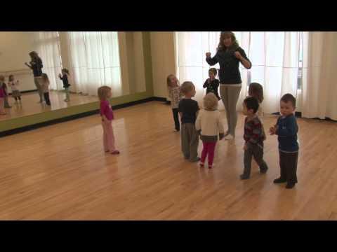 Soul Connexion Mini Movers Kids Dance Classes Calgary
