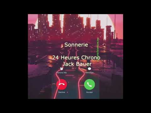sonnerie 24h chrono mp3