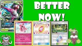 Could Tsareena GX Make a Comeback in the Pokemon TCG?