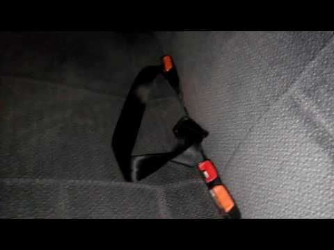 Задние ремни безопасности ВАЗ-2115 .Ответ на вопрос