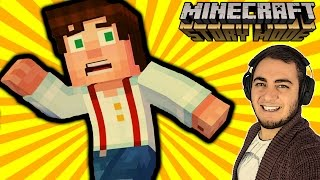Minecraft Hikaye Modu - 11. Bölüm: Türkçe Altyazılı