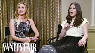 The Cast of Pitch Perfect 2 Imitates Famous People Doing Everyday Things