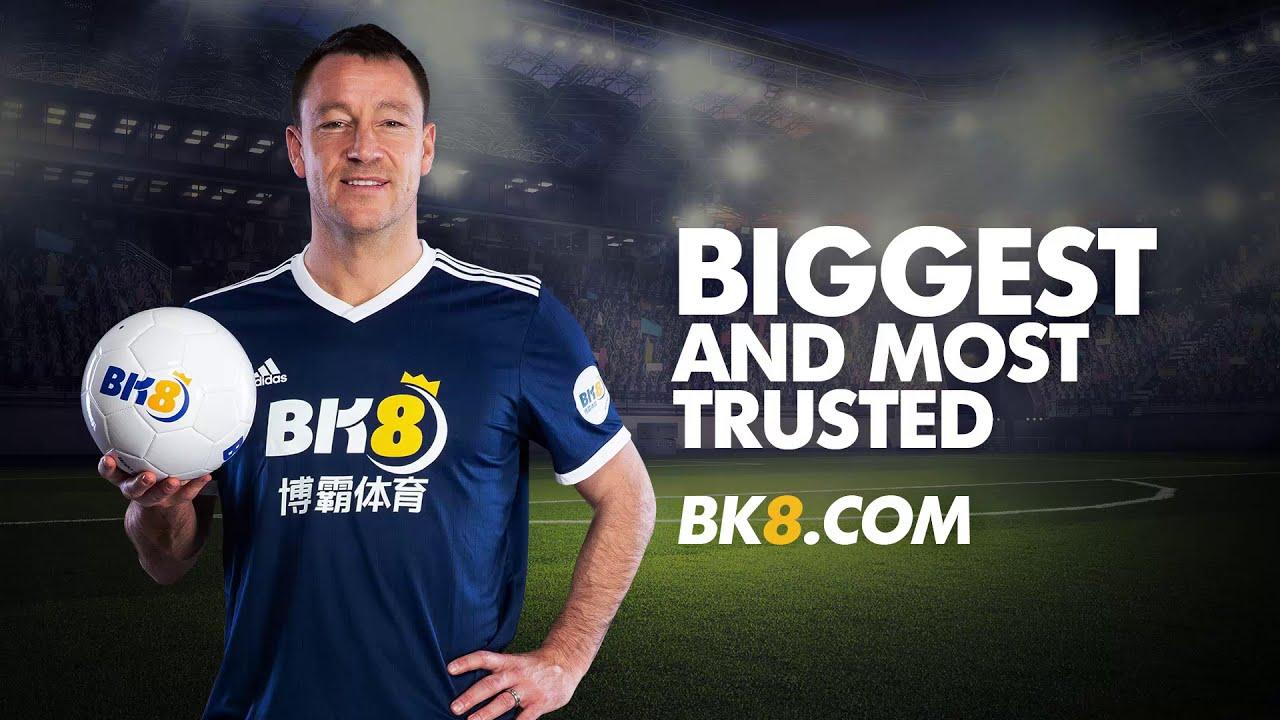 BK8 Brand Ambassador - John Terry - YouTube