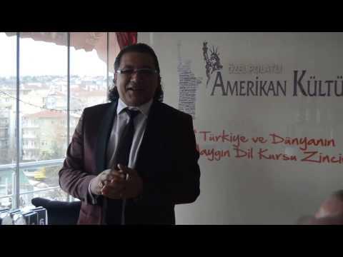 Amerikan Kültür'den Gazetecilere Jest