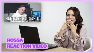 Download Rossa Reaction Video Cover: Dari Seleb Tiktok Sampai ke Enda Ungu #TOPReactionVideoCover