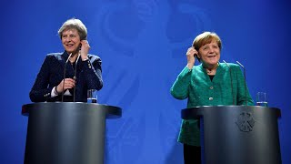 Merkel on May's Brexit plan: 'I'm not frustrated but curious'