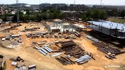 Dunbar High School Construction Time-Lapse