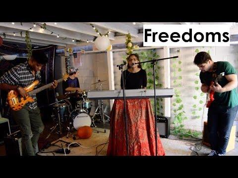 Freedoms Live Session I Origins in Orange Concert Series