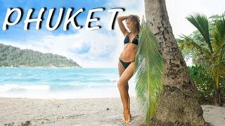 Phuket Thailand Top Places | Cinematic Wonder Video | Night Life Phuket | [4K]