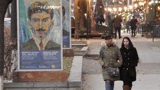 Ереван, 08.12.19,Su, Природа создает человека,чтобы..., Video-2.