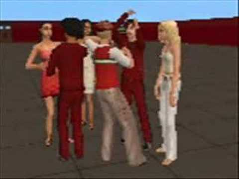 Sims 2 we're all in this together