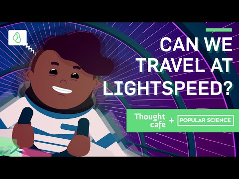 Is Interstellar Travel Possible? (Time Dilation & The Speed of Light)
