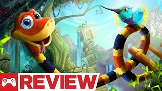 Snake Pass Review (Video Game Video Review)